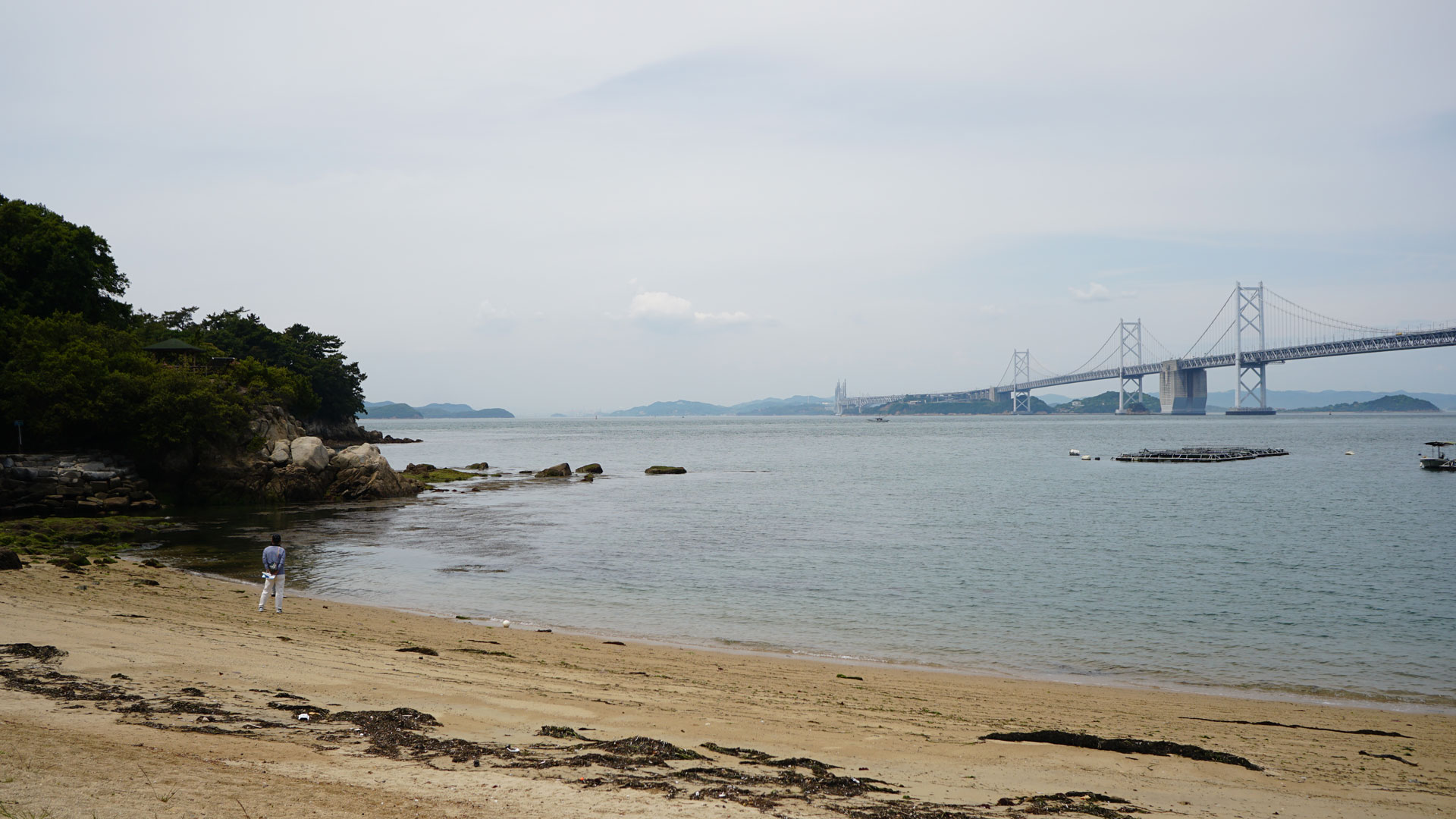 Naoshima and Shamijima Sea Sound